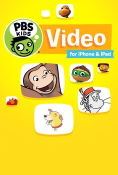 PBS KIDS mobile apps. Fun, adventurous and educational.