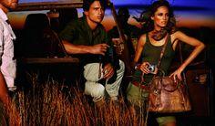 African Safari with Michael Kors, Spring 2012 Ad Campaign. gomoneyways 4