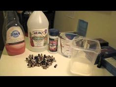 Cleaning Brass for Reloading (Without a Tumbler) - http://mysilverjewelry.org/brass/cleaning-brass-for-reloading-without-a-tumbler/