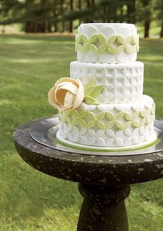 The 50 Most Beautiful Wedding Cakes : Wedding Cakes Gallery
