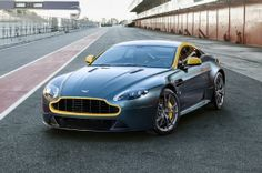 Aston Martin V8 Vantage N430, DB9 Carbon Edition Going to Geneva - Motor Trend WOT