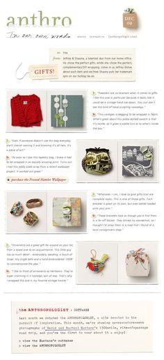 EMAILS - Jenna McBride : Graphic & Interactive Design