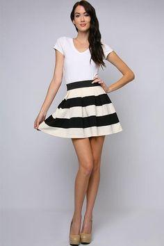 Twiggy Umbrella Skirt | Tailor and Stylist