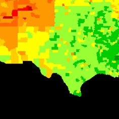 Gas Price Heat Map - Gas Prices