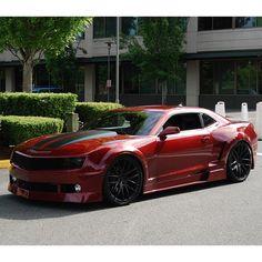 Chevy #Camaro