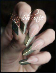 Edge nail! So awesome!