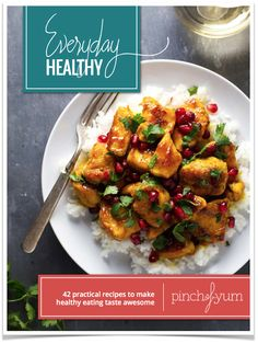 Announcing: The Everyday Healthy eCookbook Presale More  information... http://recipes-food.vivaint.biz
