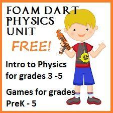 homeschool physical education, physics homeschool, physic unit, dart physic