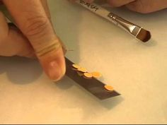 Polymer Clay - Making Potato Chips - YouTube