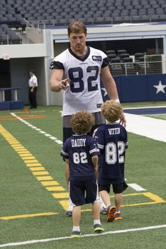 Jason Witten and sons