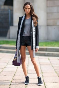 easy way to throw together an outfit