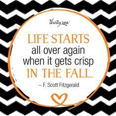 We <3 fall!