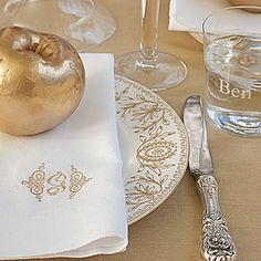 glass etching, place cards glass, etch glass, tumbler, holiday tables