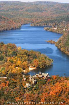 Eureka Springs, Beaver Lake, Arkansas