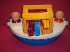 vintage tupperware toys | Vintage Tupperware Noah's ark toy....got these for my daughter when she was little