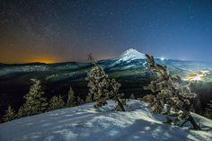 Mt Hood, by: Ben Coffman