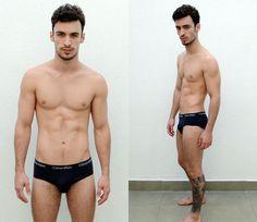 Allan Maiate, Francois Models #madeinbrazil