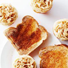Cinnamon Toast Crunch Cupcakes #BiteMeMore #recipes