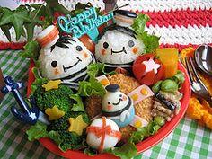 Bento box cuteness!