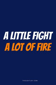 A little fight, a lot of fire.    #fitness #gym #motivation #workout #bodybuilding #muscle #training #quotes