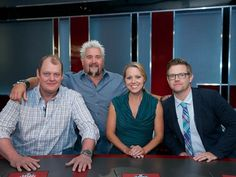 Meet the #GroceryGames judges then tune in for the premiere Sunday at 8|7c.