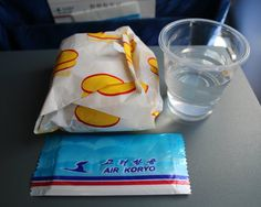 What a Hamburger Looks Like, According to North Korean Airlines