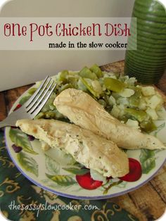 One Pot Chicken Recipe that is so good!