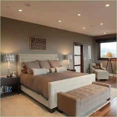 neutral bedroom colours
