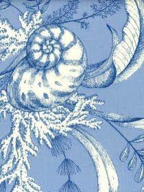 Fabrics -From Seashell to Beach to Nautical