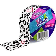 ArtSkills Tape Trendz #CheetahHearts