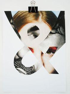 Collage in symbol.