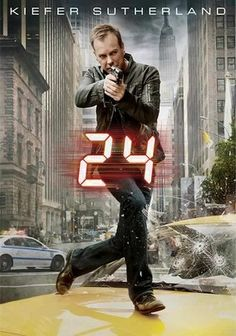 24 (2001) Each season of this Emmy-winning action thriller follows 24 hours in the life of Jack Bauer, a special agent who works for the government thwarting terrorist attacks and other threats to national security as he struggles with his own inner demons.