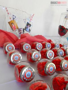 Nautical Party Favors #nautical #party