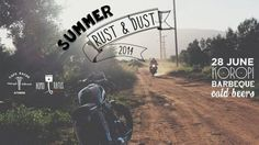 Summer rust and dust