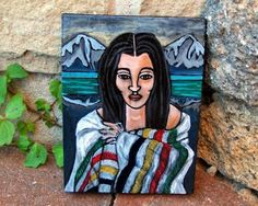 Artistic Environments: Happy National Aboriginal Day!!!! Beautiful Aboriginal Maiden Paintings