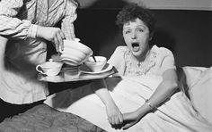 La Piaf se lève!! Bonjour à tous et toutes.