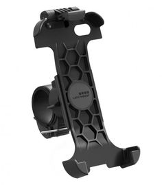 The new bike mount for Lifeproof iPhone 5 users. Handy!