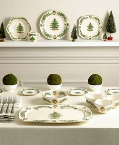 Spode: Christmas Tree Garland