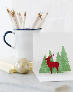 Holiday Cards: Great recipes and more at http://www.sweetpaulmag.com !! @Sweet Paul Magazine