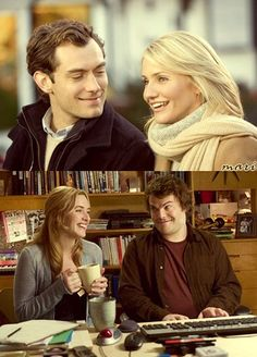 The Holiday... love this movie!