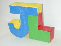 3D Letter Lesson
