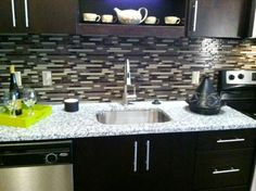 Kitchen Sink (Picture from model unit)
