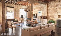 Interior Design Aaron Rambo- Milieu