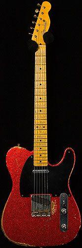 Fender Custom Shop Tele. Hands down, dream guitar. Only $5,040.