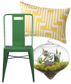 Home Decor Finds For Your First Apartment- Some cute and inexpensive finds for small spaces!