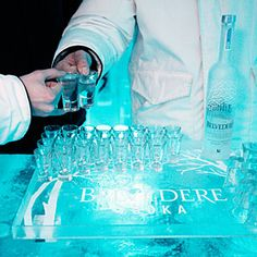 Belvedere Ice Room r