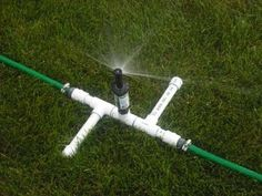 I need to re do my underground sprinklers this summer this will come in handy whirle the system is down.