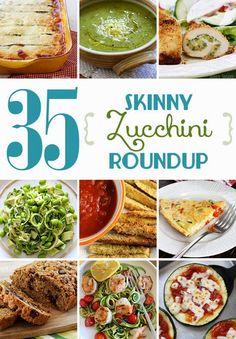 35 Light Summer Zucchini Recipes