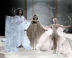 Ziegfeld Girls vintag, costum, judy garland, ziegfeld girl, lana turner, garlands, judi garland, hedylamarr, ziegfeld folli