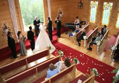 We are Pigeon Forge's finest #Wedding Chapel in The #Great-Smoky-Mountains. Located in the newly developed, luxury Black Bear Ridge Resort, nestled in the mountains only 5 minutes from the Parkway in exciting #Pigeon-Forge.